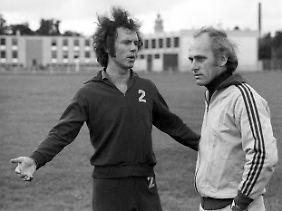 Er trainierte unter anderem Franz Beckenbauer, Jupp Heynckes, Uli Hoeneß, Dänemarks Superstar Allan Simonsen oder den argentinischen Exzentriker Diego Maradona.