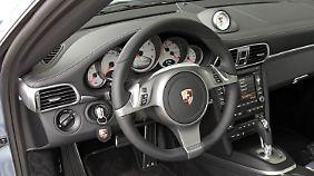 Der TÜV ist von der Qualität des Porsche 911 überzeugt.