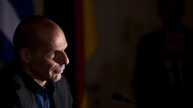 Griechenlands Finanzminister Yanis Varoufakis.