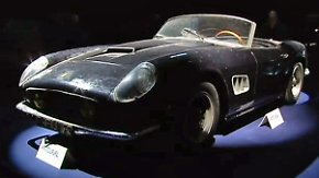 """Start der """"Baillon""""-Versteigerung: Ferrari von Alain Delon soll 12 Millionen Euro einbringen"""