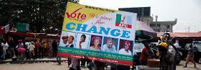 Zu wenig getan gegen Boko Haram: Viele Nigerianer haben genug von Goodluck Jonathan