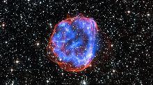 Wenn die Erde eine Murmel wäre: 5 Dinge, die Sie nicht übers Weltall wussten