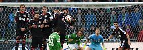 Kampf und Spielfreude gegen Leverkusen: Werder Bremen bleibt das Team der Stunde
