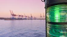 China-Geschäft boomt: Hamburger Hafen feiert Rekordjahr