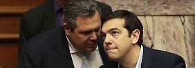 Neue Regierung hat einen Plan B: Athen bringt andere Geldgeber ins Spiel
