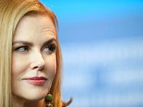 Stark: Nicole Kidman kann ihre Stirn wieder runzeln!