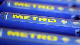 Russland wichtigster Auslandsmarkt: Schwacher Rubel drückt auf die Bilanz von Metro