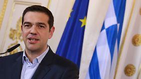 """""""Externer Schock"""" notwendig?: Tsipras macht die Märkte nervös"""