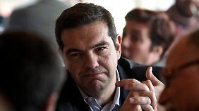 Streit um Schulden Griechenlands: Einigung bei Sondergipfel ist nicht in Sicht