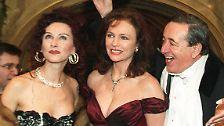 Opernball mit Hauch von Hollywood: Richard Lugner tanzt nur mit Prominenz