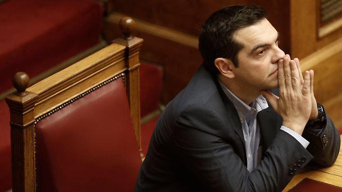 Griechenlands Premierminister Alexis Tsipras steht womöglich vor einem Etappensieg im Schuldenstreit mit den Euro-Ländern.