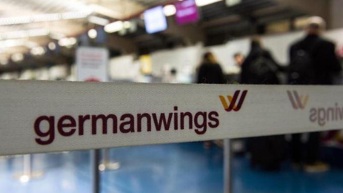 Germanwings-Reisende könnten Pech haben. Zahlreiche Flüge fallen wegen des Streiks aus.