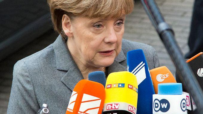 EU-Gipfel in Brüssel: Merkel zu Kompromissen mit Griechenland bereit