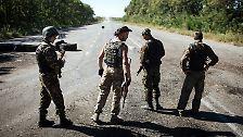 Aber wenn die Waffen in der Ostukraine mal schweigen, dann nie länger als ein paar Tage.