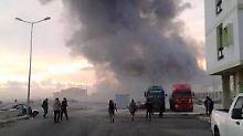 Reaktion auf Morde an Kopten: Ägypten bombardiert IS in Libyen