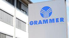 Expansion belastet Grammer-Gewinn: Aktie von Oberpfälzer Zulieferer bricht ein