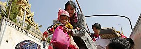 Aufstand der Kokang-Rebellen: Zehntausende fliehen aus Myanmar