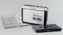Kassetten und LPs digitalisieren: Audio Rescue rettet alte Musikschätze