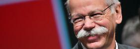 Erfolg lohnt sich: Zetsche streicht 8,36 Millionen Euro ein