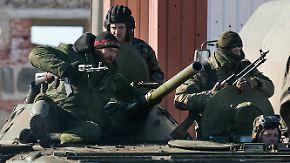 Tote und Verletzte in Ostukraine: Separatisten melden Einnahme von Debalzewe