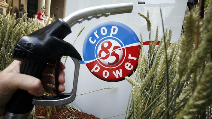 CropEnergies stellt aus Getreide und Zuckerrüben Kraftstoff her.