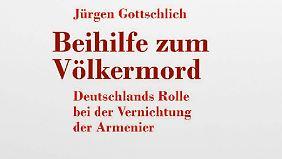 """Das Buch """"Beihilfe zum Völkermord"""" vom Türkei-Korrespondenten der Taz, Jürgen Gottschlich, ist im Verlag Ch. Links erschienen, hat 344 Seiten und kostet 19,90 Euro."""