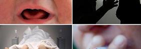 Kindergeschrei, lautes Stöhnen, Streit und Zigarettenqualm: Es gibt viele Dinge, die Nachbarn gewaltig nerven können. Foto: Julian Stratenschulte/Jan-Philipp Strobel/Friso Gentsch/Christoph Schmidt
