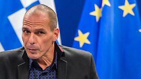 Die Zeit wird knapp: Varoufakis stehen harte Verhandlungen in Brüssel bevor