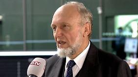 """Hans-Werner Sinn im n-tv Interview: """"Es gibt keine Ansteckungseffekte"""""""
