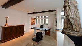 Luxus für 31 Millionen Euro: Limburgs Bischofssitz darf besichtigt werden
