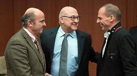 Licht am Ende des Schuldentunnels: Griechenlands Finanzminister lenkt ein