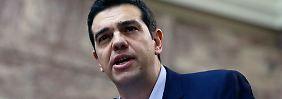 Tsipras trumpft auf: Nicht viel bewegt und doch gewonnen
