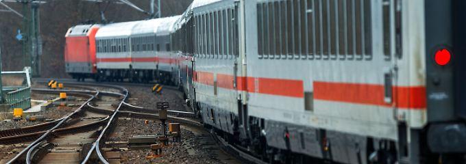 Gute Nachricht: Die Bahnräder rollen weiter.