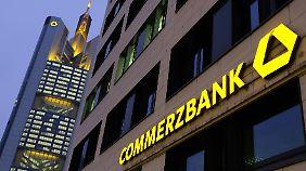 Beihilfe zur Steuerhinterziehung?: Fahnder ermitteln bei der Commerzbank