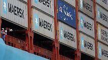 Bonus für Anleger: Reeder Maersk zahlt Milliarden-Treueprämie