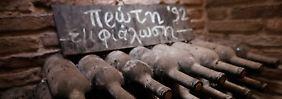 Griechenlands Weinproduzenten wollen mit einer Marketingkampagne auf sich aufmerksam machen.