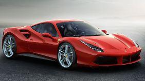 Ferrari setzt beim 458-Nachfolger auf Turboladung.