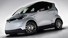 Der Yamaha Motiv sah bereits 2013 dem Smart extrem ähnlich.