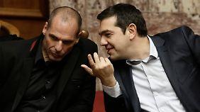 """Schuldenschnitt erneut gefordert: Tsipras: """"Rettungsabkommen sind vorbei"""""""