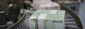 Die Milliarden fließen: EZB startet neue Geldschwemme
