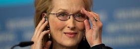 Meryl Streep bei der Berlinale 2012. Foto: Tim Brakemeier