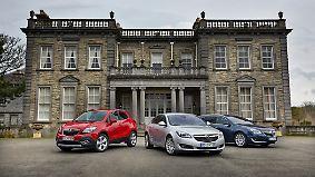 Neue Dieselmotoren vorgestellt: Opel lässt Mokka und Insignia flüstern