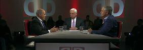 """""""Das Duell"""" zur Griechenlandhilfe: Bosbach traut griechischer Regierung nicht"""