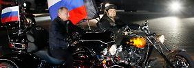 Weiter rechts geht immer: Putin steckt in der Nationalismus-Falle