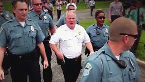 Todesschütze bleibt ohne Strafe: US-Justizministerium attestiert Polizei in Ferguson Rassismus