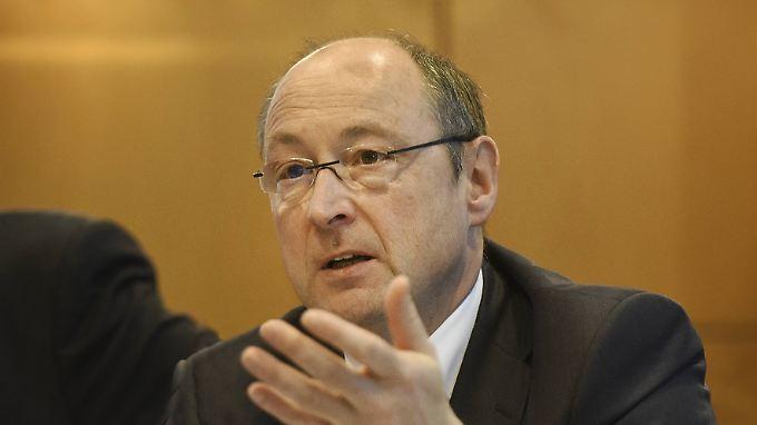Rolf Buch kündigt weitere Übernahmen an.