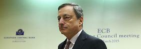 Lernfähig: Mario Draghi.