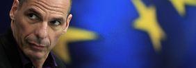 """Zahlen und Daten statt Slogans: Griechenland will sich """"bemühen"""""""