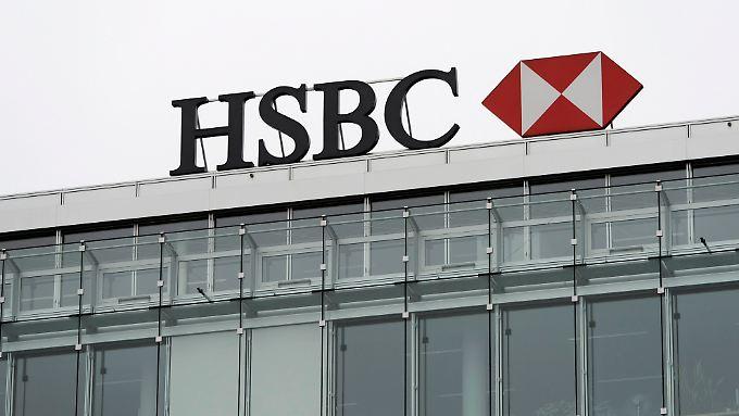 Die HSBC kommt nicht aus den Negativ-Schlagzeilen.