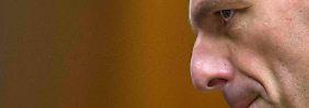 Vertrauen verspielt?: Varoufakis stichelt gegen Schäuble
